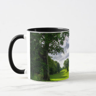 Trees in the Meadow Mug
