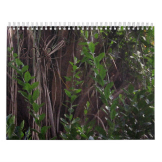 Trees Leaves and Plants... Calendar