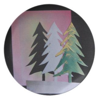 Trees Leroy Jacks Plate