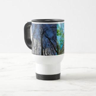 Trees Nature Landscapes Sky Destiny Destiny'S Travel Mug