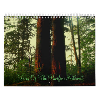 Trees Of The Pacific Northwest Calendars
