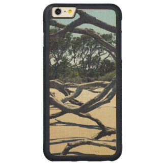 Trees on Jekyll Carved® Maple iPhone 6 Plus Bumper Case