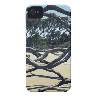 Trees on Jekyll Case-Mate iPhone 4 Cases