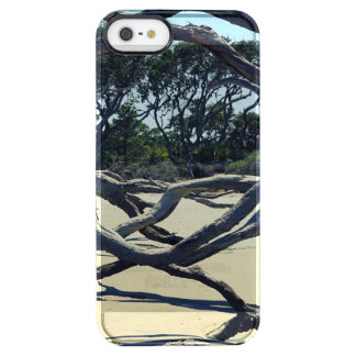 Trees on Jekyll Clear iPhone SE/5/5s Case