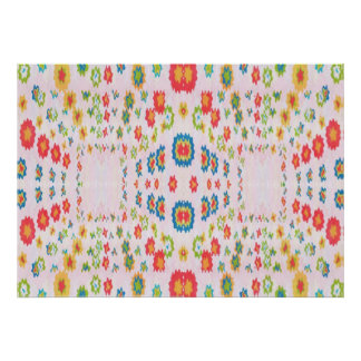 Trees Party Decorations Poster