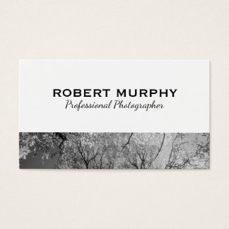 Trees | Photography II Business Card