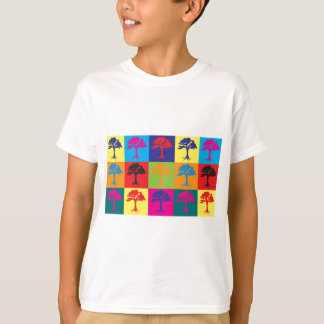 Trees Pop Art T-Shirt