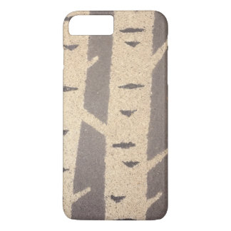 Trees sketch iPhone 7 Plus case
