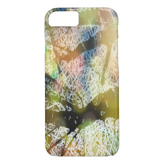Trees sparkle iPhone 7 case