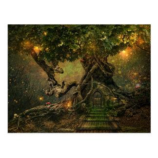 Treescapes Postcard