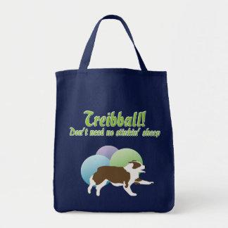 Treibball - Don't Need No Stink'n Sheep Tote Bag