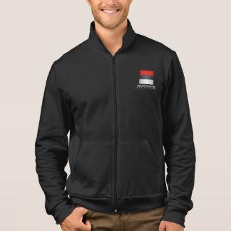 Trek Store Cincinnati Cycling Team zip-up fleece Jacket