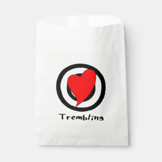 trembling favour bag