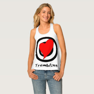 trembling tank top