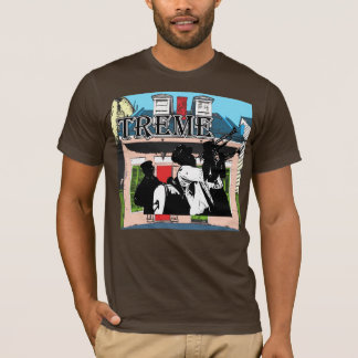 Treme Creole Cottage T-Shirt