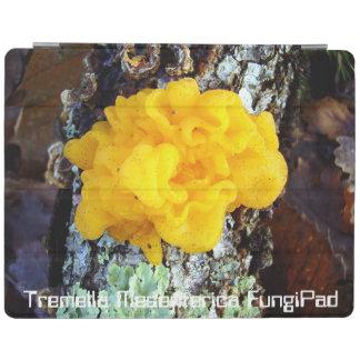Tremella mesenterica FungiPad Cover iPad Cover