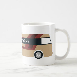 Trench Town Oddities Bus Mug