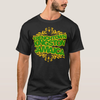 Trenchtown Kingston Jamaica T-Shirt