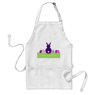 Trend Color Easter Design Standard Apron