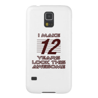 TRENDING 12 YEAR OLD BIRTHDAY DESIGNS GALAXY S5 COVER