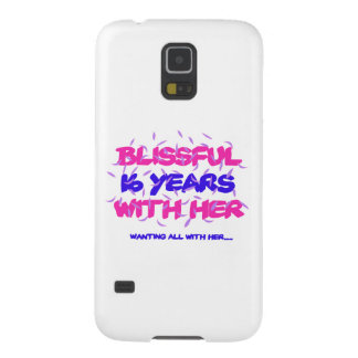 Trending 16th marriage anniversary designs galaxy s5 case