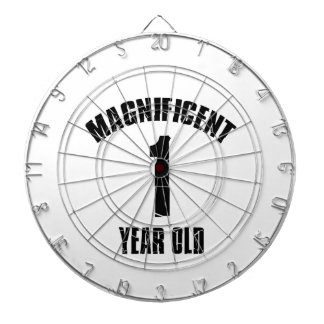 TRENDING 1 YEAR OLD BIRTHDAY DESIGNS DARTBOARD