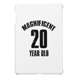 TRENDING 20 YEAR OLD BIRTHDAY DESIGNS CASE FOR THE iPad MINI