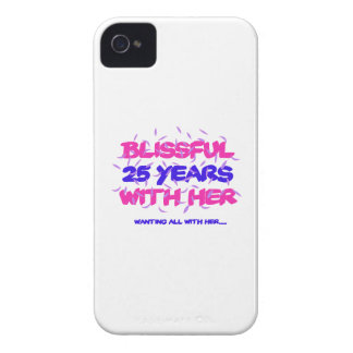 Trending 25th marriage anniversary designs iPhone 4 cover