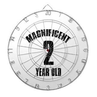 TRENDING 2 YEAR OLD BIRTHDAY DESIGNS DARTBOARD