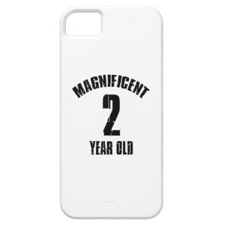 TRENDING 2 YEAR OLD BIRTHDAY DESIGNS iPhone 5 CASE