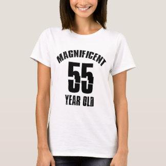 TRENDING 55 YEAR OLD BIRTHDAY DESIGNS T-Shirt