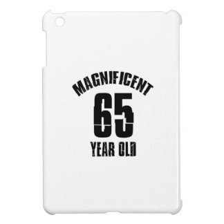 TRENDING 65 YEAR OLD BIRTHDAY DESIGNS CASE FOR THE iPad MINI