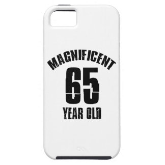 TRENDING 65 YEAR OLD BIRTHDAY DESIGNS iPhone 5 CASE