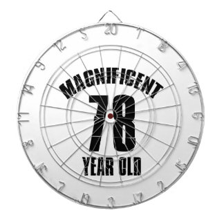 TRENDING 78 YEAR OLD BIRTHDAY DESIGNS DARTBOARD