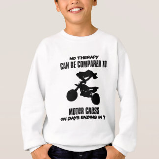 Trending and awesome Motor Crossing designs Sweatshirt