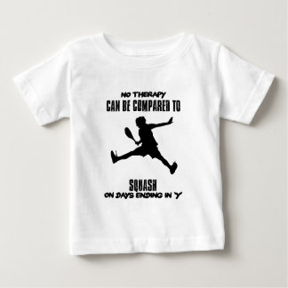 Trending and awesome Squash designs Baby T-Shirt