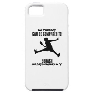 Trending and awesome Squash designs iPhone 5 Covers