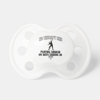 Trending and awesome Squash designs Pacifier