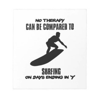 Trending and awesome Surfing designs Notepads