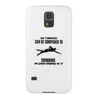 Trending and awesome Swimming designs Cases For Galaxy S5