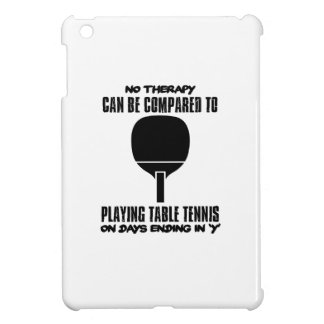 Trending and awesome Table Tennis designs Cover For The iPad Mini