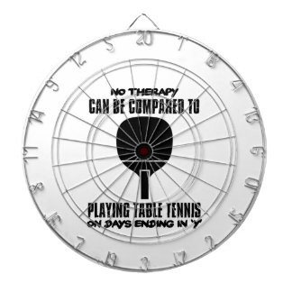 Trending and awesome Table Tennis designs Dartboard