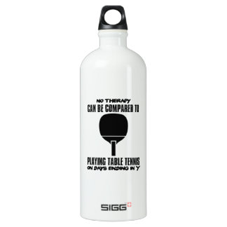 Trending and awesome Table Tennis designs Water Bottle