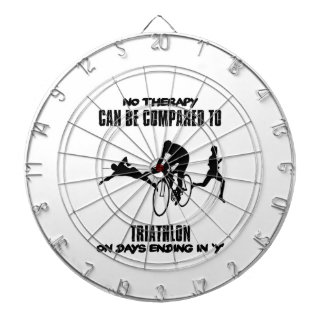 Trending and awesome TRIATHLON designs Dartboard