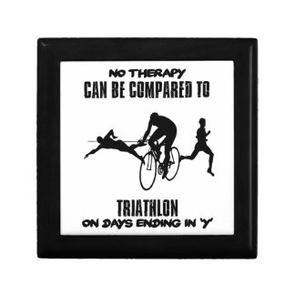 Trending and awesome TRIATHLON designs Gift Box
