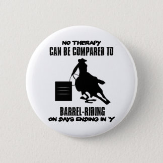 Trending Barrel-riding designs 2 Inch Round Button