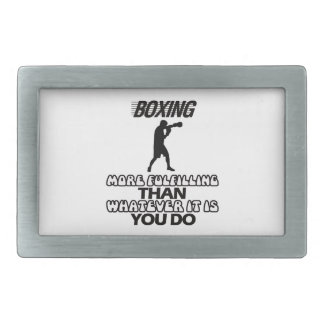 Trending Boxing DESIGNS Belt Buckle