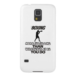 Trending Boxing DESIGNS Galaxy S5 Case
