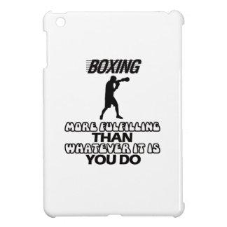 Trending Boxing DESIGNS iPad Mini Cover