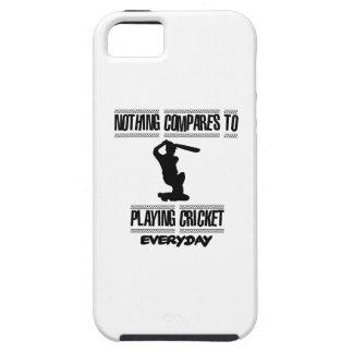 Trending cool Cricket designs iPhone 5 Cases